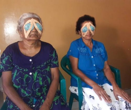 Vision of Love completes 100 cataract operations in Monaragala