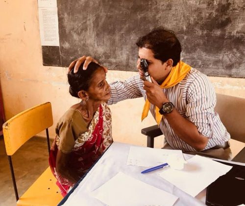 Free eye camps in Trincomalee